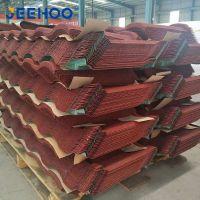 Stone Coated Steel Roofing Metal Shingles Metal Roofing Tiles