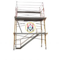 Frame scaffold and accessories