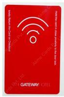 Magnetic Stripe Hotel Key Card