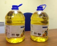 Pure Refined Sunflower Cooking Oil
