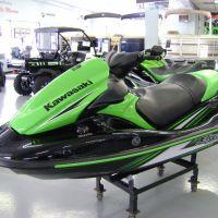 2019 Kawasaki JET SKI STX-15F