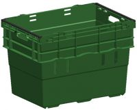 plastic crate for storage & transportation