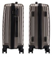 Manufacturing spinner wheels ABS luggage sets carry on luggage 3 sizes sets