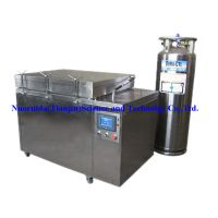 Liquid Nitrogen Sub Zero Treatment Cryogenic Processing Freezer Cryogenic Treatment Equipment