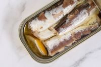 Canned Sardine In
