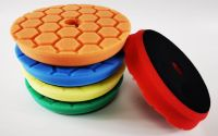 "6"" 150mm Car polishing sponge foam pad sponge polishing wheels"