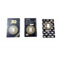 Custom Hologram UV Package Card tamper VOID