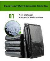 Heavy Duty Contractor Trash Bag
