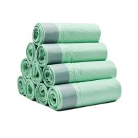 Biodegradable Drawstring Garbage Bag