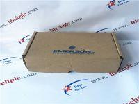 Emerson DELTAV SE3007  KJ2005X1-BK1  NEW IN STOCK