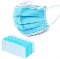 Disposable Protective 3-Layer Mask