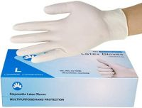 Quality Nitrile Hand Gloves/Blue Disposable Vinyl PVC Gloves