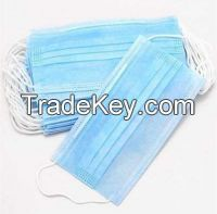 3 Ply Surgical Face Mask Standard Quality