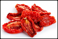 ORGANIC AND CONVENTIONAL DRIED TOMATOES
