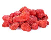 ORGANIC AND CONVENTIONAL INFUSED STRAWBERRY