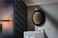 Modren Art Infinite hotel LED bathroom mirror