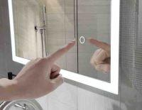 LED Lighting Bathroom Cosmetic Bath Mirror