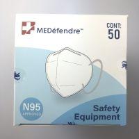 FDA CE Approved Certified Medical Face Mask N95 Respirateur N95 Approved EN14683:2019 FFP2