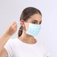 Best selling CE FDA Disposable Medical 4 Ply Surgical Mask Vietnam production
