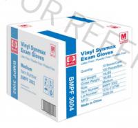 Vinyl Synmax Exam Gloves