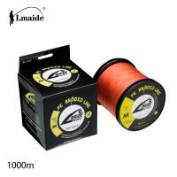 Wholesale price Super Strong fishing line PE braided wire 4x braided fishing line 15lb - 90lb