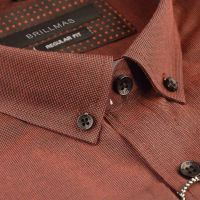 Custom High Quality Long Sleeve Men Office Business Plaid Shirts
