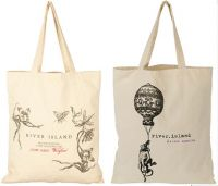 Cotton And Canvas Bags