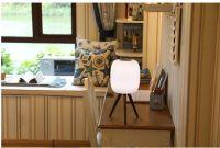 Touch & Infrared sensor LED Table Lamp