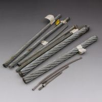 6X7+FC Steel Wire Rope Cable DIN3055