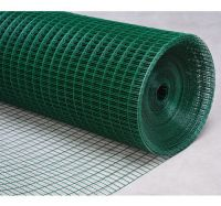 welded wire mesh/pvc coated welded wire mesh/galvanized wire mesh