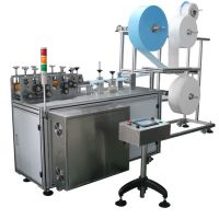 Automatic N95 3 Layers Surgical Outer Earlop Disposable Nonwoven Masks Making Machines Production Line