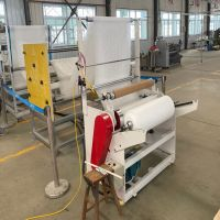 Spunbond Meltblown Nonwoven Fabric Production Line Making Machine