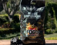 100% Natural Hardwood Charcoal, oak hardwood