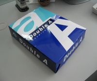 Double A A4 Office Paper Copypaper 80g/A4 Copier Paper Price