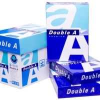 100% A4 Paper Double Price A4 size copy copier paper 80 gsm From South Africa