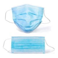Large stock medical surgical mask 3ply Disposable non-woven anti-dust Face mask FFP2