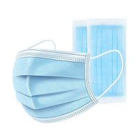 High Quality Disposable 3ply Medical Face Mask $0.30/ Piece