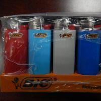 J25 Bic Lighter and J26 Bic Lighter