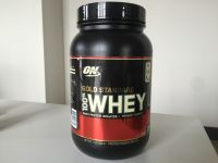 Gold standard whey protein/whey protein isolate