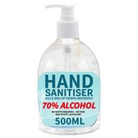 Hand Sanitizer 75% Alcohol