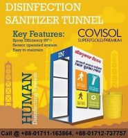 Disinfection/Disinfectant Tunnel/Chamber/Channel/Booth