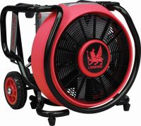 Petrol-driven fans, turbo blowers, smoke exhaust fan, fire fighting blower, PPV fans, ventilation fans, gasoline engine powered fans