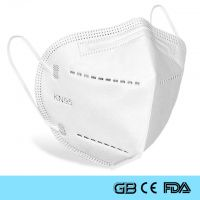 3D KN95 N95 Particulate Respirator Face Mask Foldable with CE FDA ISO