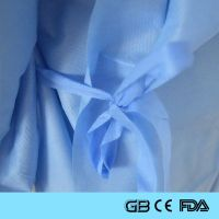 Non-Woven Medical Disposable Isolation Gown Surgical Gown for Hospital With CE Certification