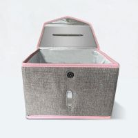 Foldable UV LED Disinfection Box UVC-LED Sterilization Bag