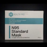 4-layer Structure Protection N95 KN95 Standard Mask BFE�99.9%