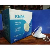 Four-Layer Mask KN95 Protective Mask Surgical and Disposable Facemask