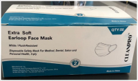 non-sterile disposable medical mask
