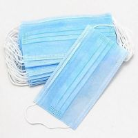 3-Ply Disposable Surgical Face Masks