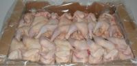 Processed Grade ''A'' Halal Frozen Chicken Whole, feet & paws